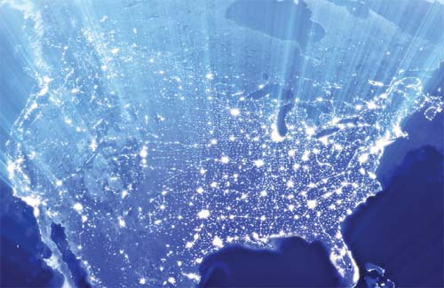 Future Scenarios of Power System and Infrastructure in the United States